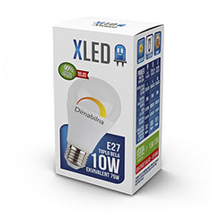 Xled E27 10W Dimmable 01